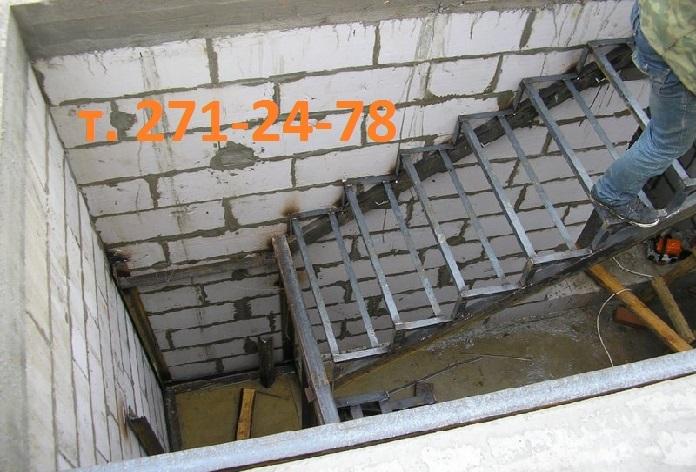 Лестница в Красноярске