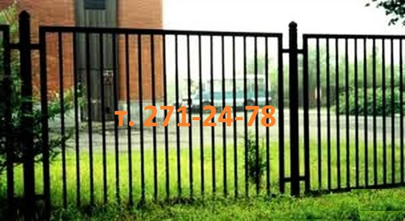 Забор сварной от завода